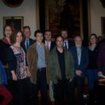 Becaris, exbecaris i membres del jurat i el patronat