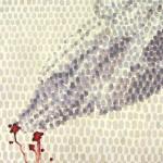 Vanitas IX. Oli sobre contratxapat. 46 x 55 cm