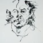Tinta / paper (45 x 30 cm)