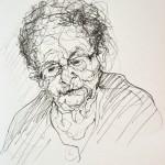 Tinta / paper (23 x 19 cm)