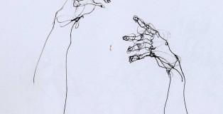 Tinta / paper (64 x 48 cm).