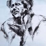 Tinta / paper (100 x 70 cm)