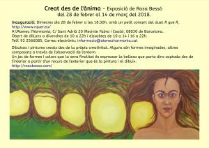 Exposició Rosa Bessó