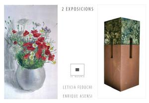Exposició Leticia Feduchi 2020 Sant Cugat del Vallès