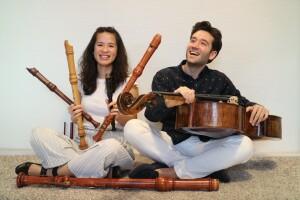 Vistabella - Flauta de bec & Violoncel